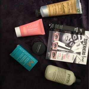 ASSORTED NEW BEAUTY ITEMS.  ALL UNOPENED NEW.